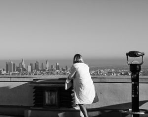 Los Angeles Woman