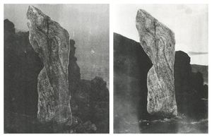 Floating Rocks I