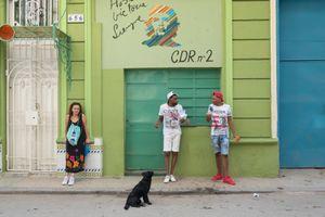 havana street scene #3