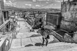 Escalinata de Los Maceos, 2011