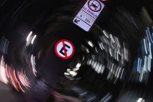 Prohibition in movement