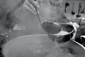 kongnamul gugbab(Bean sprouts soup)5