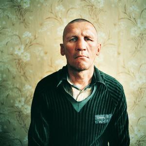 Skarhod, Sentenced for Man Slaughter and Cannibalism, Men's prison, Ukraine 2008