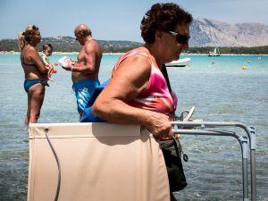 Summertime in ... Capo Coda Cavallo.
