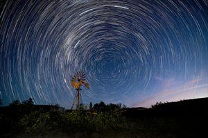 Southern skies windmill