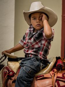 Literal Cowboy
