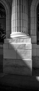 architectural detail, Ventura.