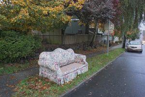 Abandoned Sofa #61