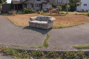 Abandoned Sofa #90