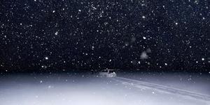 More deep snow.