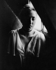 chara in that attic window