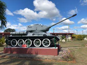 Soviet Tank, Bay of Pigs Museum