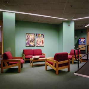 Seating Area, Middlesex Community College