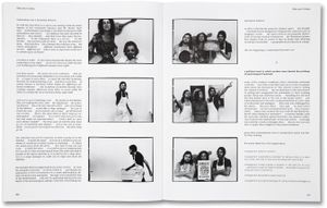 """Allan Sekula. Book spread from """"Photography Against the Grain: Essays and Photo Works, 1973–1983"""" (MACK, 2016). © The author, courtesy MACK"""