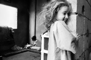 Open Window, Bourj El Shamali Camp, Tyre Lebanon 2005