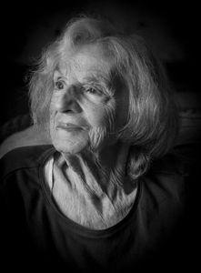 Nursing Home Portrait #4
