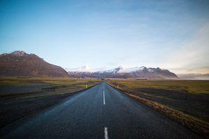 Iceland's path N°6