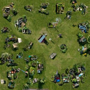 Urban Gardening Patchwork - Summer / 2012-2014
