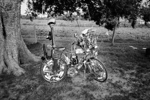 Lloyd Lee Jones Bike