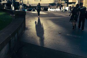 Whitlam Square. Sydney. Australia.