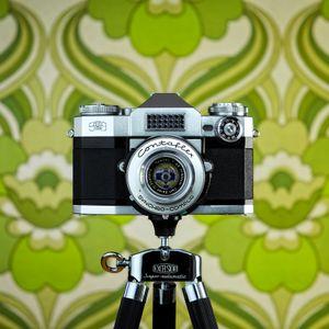 CameraSelfie #36: Contaflex