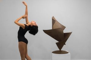 Dancing Statue