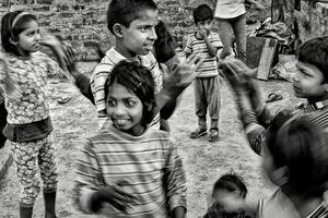 Shivananda Basti, Urban slum, West Delhi_9