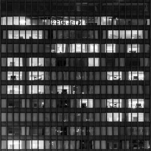 IBM Building (Night)