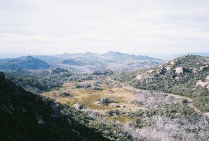 Mount Buffalo Canyon