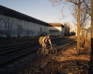 Railroad sherpa © Erica McDonald