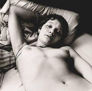 Peter Hujar, T.C., 1976. Courtesy Fraenkel Gallery, San Francisco