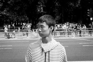 Boy portrait - London