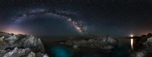 Milky night © Ivan Pedretti