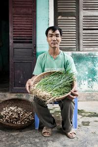 Nguyen Vai Hoang, farmer