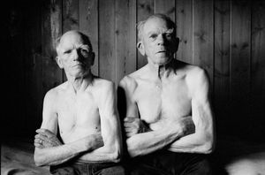 © Elin Hoyland (Norway) Brothers, Harald and Mathias, lived under the same roof for 75 years outside the small village of Vaagaa in Norway.  Honorable Mention, LensCulture Exposure Awards 2009