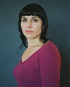 Merike from the series 'Estonian Documents' © Birgit Püve
