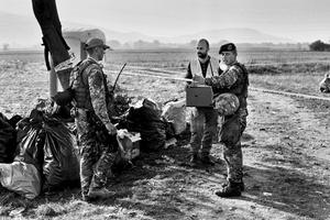 Volunteers and militaries