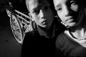 Bangladesh Two Boys