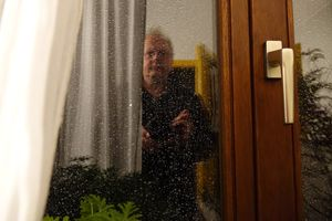 selbst – Regen III | self portrait – rain III