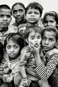 Shivananda Basti, Urban slum, West Delhi_8