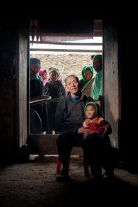 Hmong Trang family in Ha Giang Province