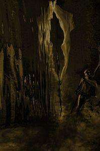 esclavo de la oscuridad