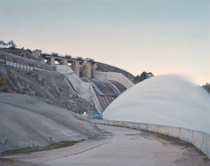 Spill Gates, Jindabyne dam