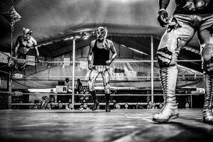 A bit of Lucha Libre