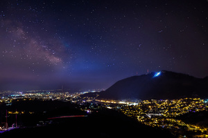 Stars over Brasov