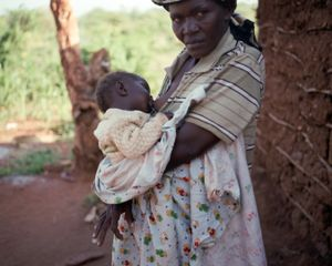 Kagendo and  Mama