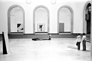 Art Gallery of Ontario, AGO, Walker Court, Toronto, 1979