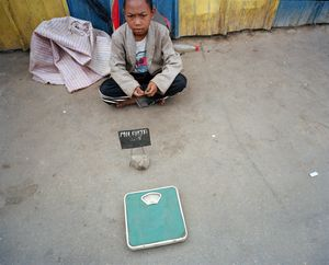 """Milanta"" (Your Weight) Antananarivo, Madagascar"