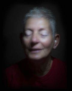 The journey in the discovery of attempting to make the loss of sight visible through the eyes of the visual impaired.