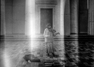 Unknown Portrait: Violin